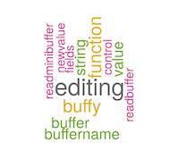 Emacs Lisp: read-from-buffer versus read-from-minibuffer, returns string from editing